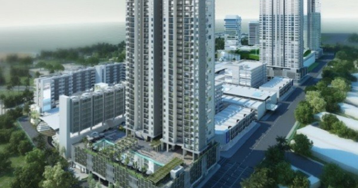 The Peak @ Bintulu Paragon | New Integrated Development for sale | NuProp
