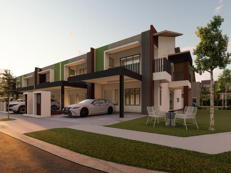 bangi house